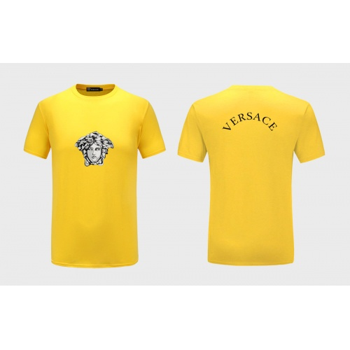 Versace T-Shirts Short Sleeved For Men #843599
