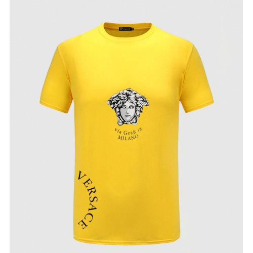 Versace T-Shirts Short Sleeved For Men #843600
