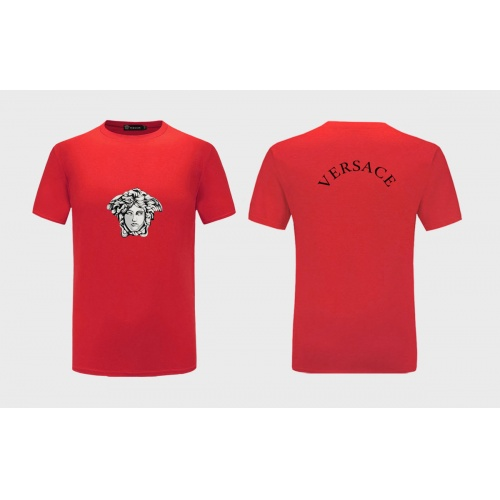 Versace T-Shirts Short Sleeved For Men #843601