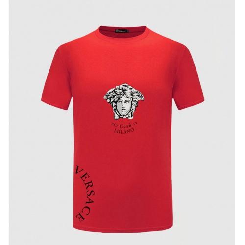 Versace T-Shirts Short Sleeved For Men #843602