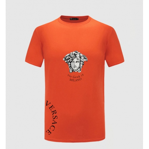 Versace T-Shirts Short Sleeved For Men #843604