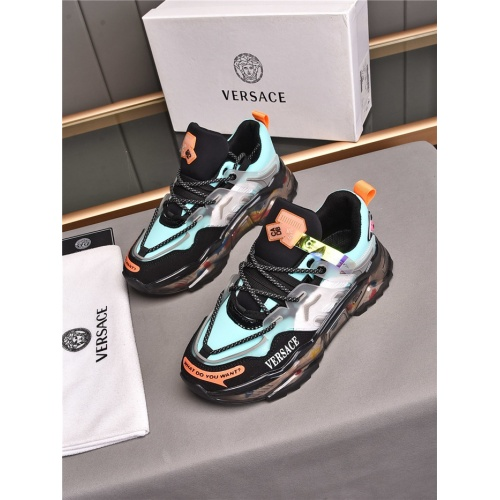Versace Casual Shoes For Men #843645