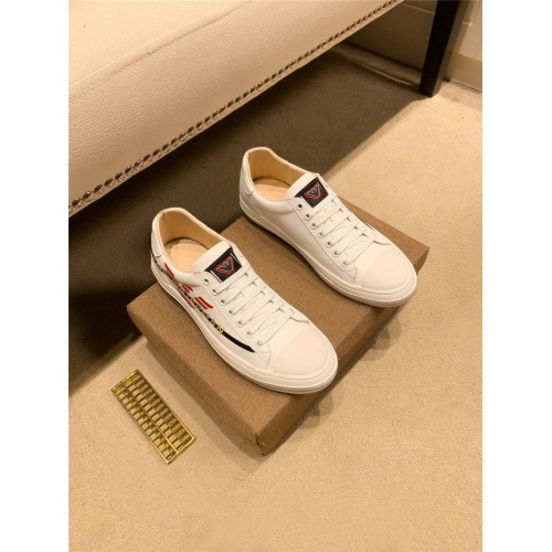 Armani Casual Shoes For Men #843660