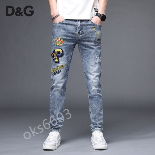 Dolce & Gabbana D&G Jeans For Men #843678