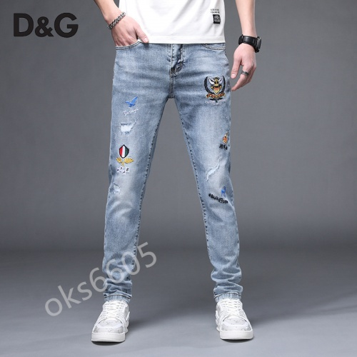 Dolce & Gabbana D&G Jeans For Men #843679