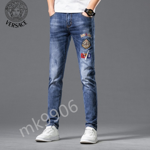Replica Versace Jeans For Men #843689 $48.00 USD for Wholesale