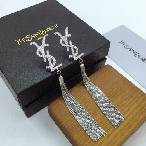 Yves Saint Laurent YSL Earring #843764 $32.00, Wholesale Replica Yves Saint Laurent YSL Earring