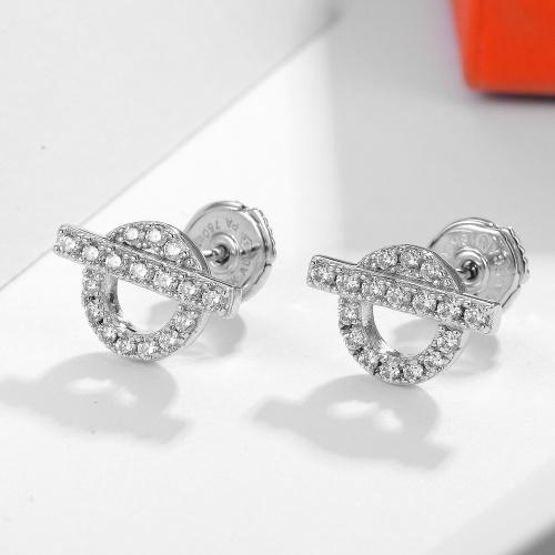 Hermes Earrings #843773
