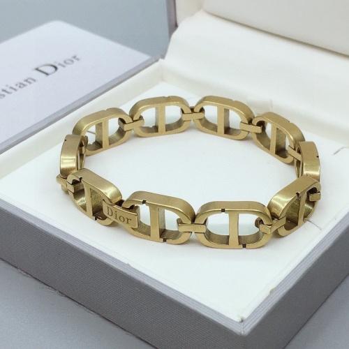 Christian Dior Bracelets #843784 $32.00 USD, Wholesale Replica Christian Dior Bracelets