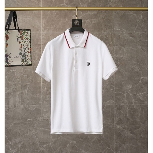 Burberry T-Shirts Short Sleeved For Men #843811