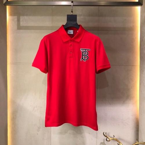 Burberry T-Shirts Short Sleeved For Men #843813