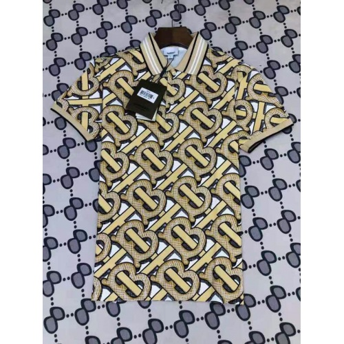 Burberry T-Shirts Short Sleeved For Men #843815