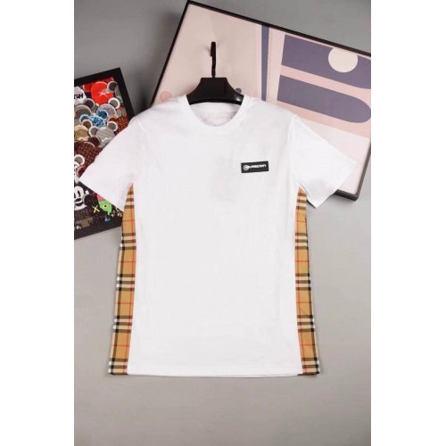 Burberry T-Shirts Short Sleeved For Women #843822