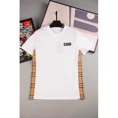 Burberry T-Shirts Short Sleeved For Men #843824