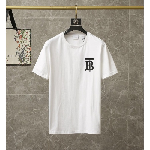 Burberry T-Shirts Short Sleeved For Men #843827
