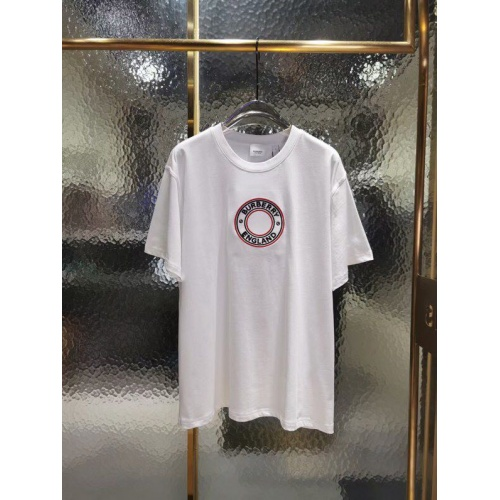 Burberry T-Shirts Short Sleeved For Men #843835