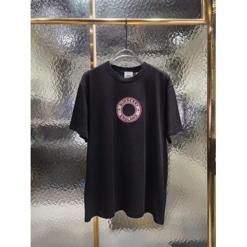 Burberry T-Shirts Short Sleeved For Men #843836