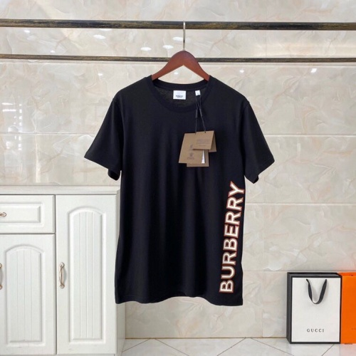 Burberry T-Shirts Short Sleeved For Men #843837