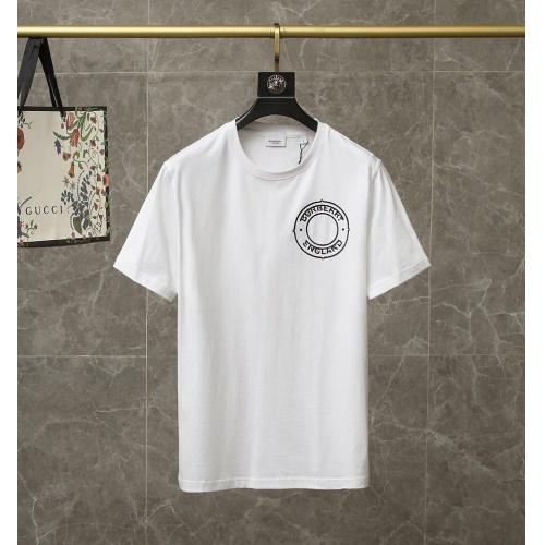 Burberry T-Shirts Short Sleeved For Men #843840