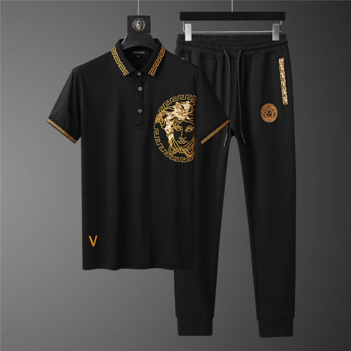 Versace Tracksuits Short Sleeved For Men #843879