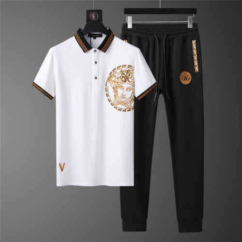 Versace Tracksuits Short Sleeved For Men #843880