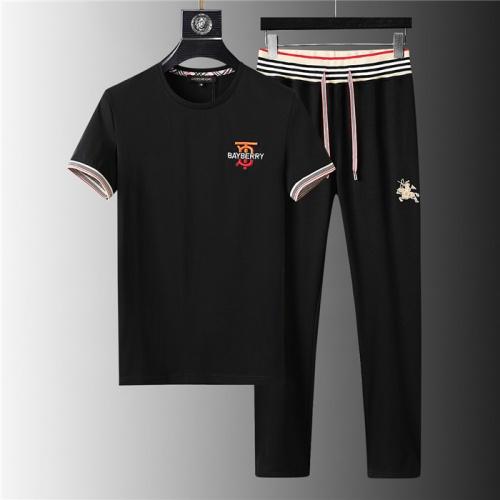 Burberry Tracksuits Short Sleeved For Men #843901