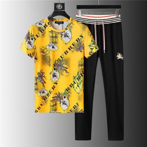 Burberry Tracksuits Short Sleeved For Men #843904