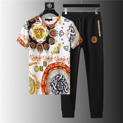 Versace Tracksuits Short Sleeved For Men #844126