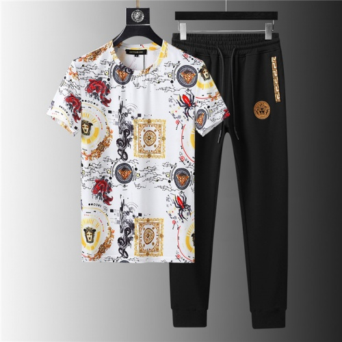 Versace Tracksuits Short Sleeved For Men #844128