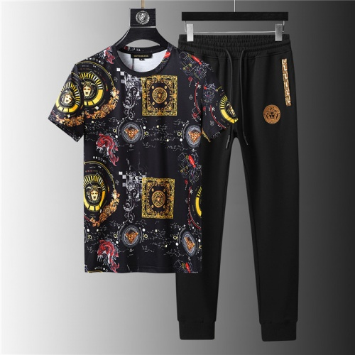 Versace Tracksuits Short Sleeved For Men #844129