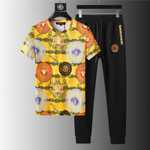 Versace Tracksuits Short Sleeved For Men #844132