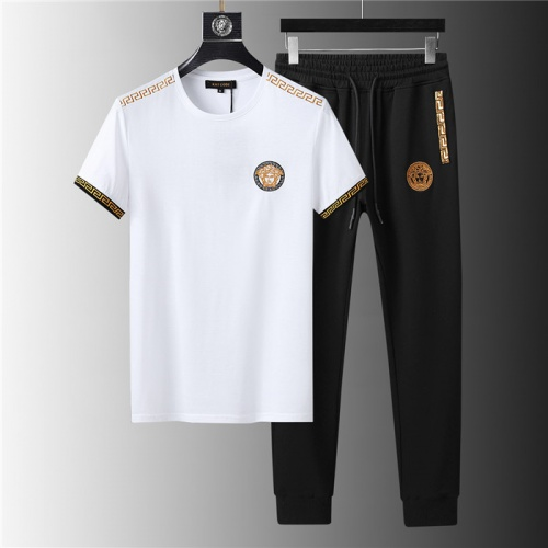 Versace Tracksuits Short Sleeved For Men #844133