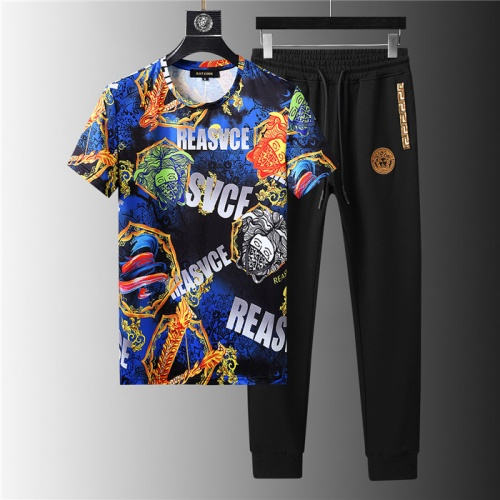 Versace Tracksuits Short Sleeved For Men #844135
