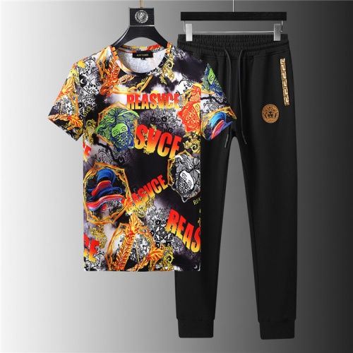 Versace Tracksuits Short Sleeved For Men #844137