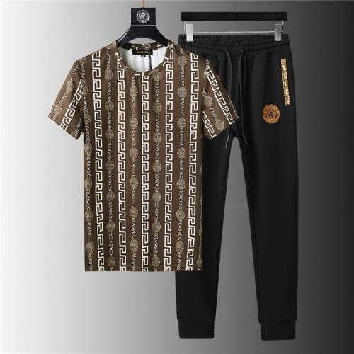 Versace Tracksuits Short Sleeved For Men #844139