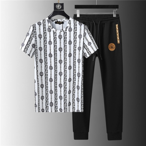 Versace Tracksuits Short Sleeved For Men #844141