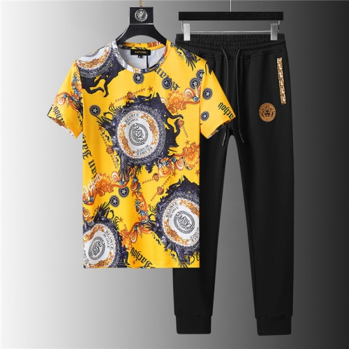 Versace Tracksuits Short Sleeved For Men #844143