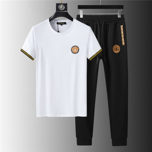 Versace Tracksuits Short Sleeved For Men #844145