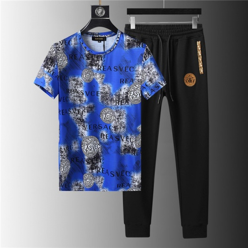 Versace Tracksuits Short Sleeved For Men #844147