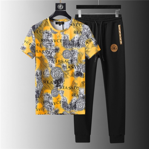 Versace Tracksuits Short Sleeved For Men #844148