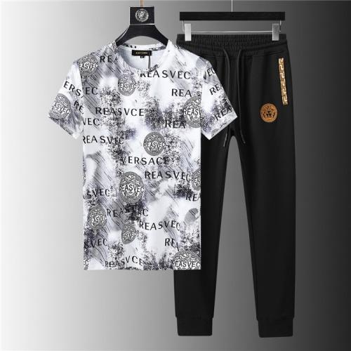 Versace Tracksuits Short Sleeved For Men #844149