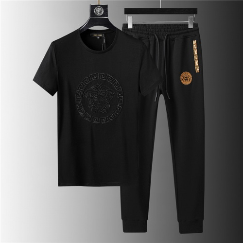Versace Tracksuits Short Sleeved For Men #844150