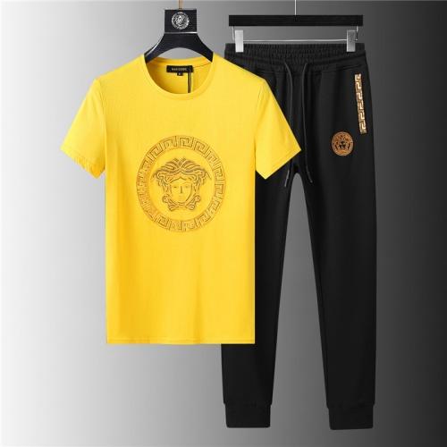 Versace Tracksuits Short Sleeved For Men #844152