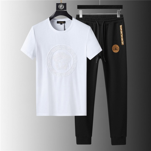 Versace Tracksuits Short Sleeved For Men #844153