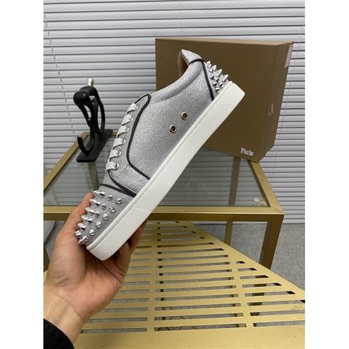 Replica Christian Louboutin Fashion Shoes For Men #844224 $85.00 USD for Wholesale