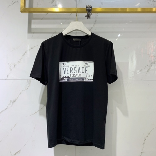 Versace T-Shirts Short Sleeved For Men #844288