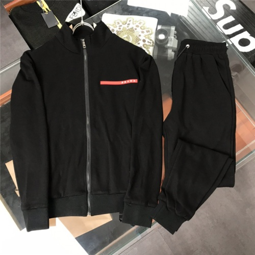 Prada Tracksuits Long Sleeved For Men #844294