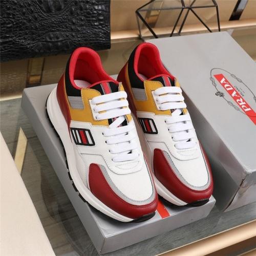 Prada Casual Shoes For Men #844337