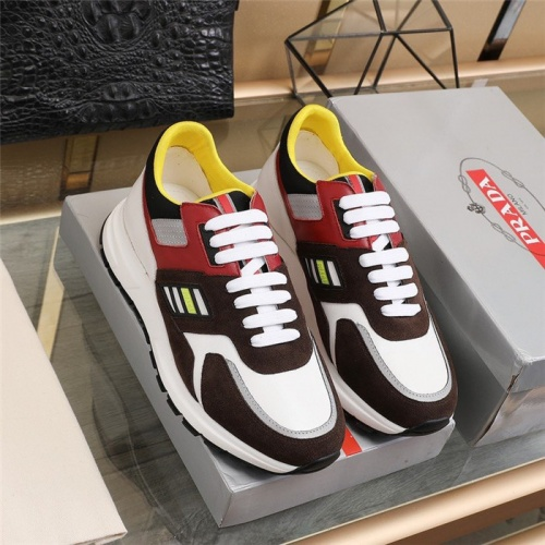 Prada Casual Shoes For Men #844338