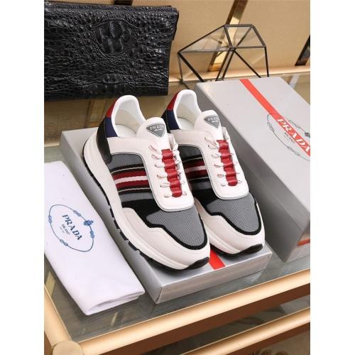 Prada Casual Shoes For Men #844340